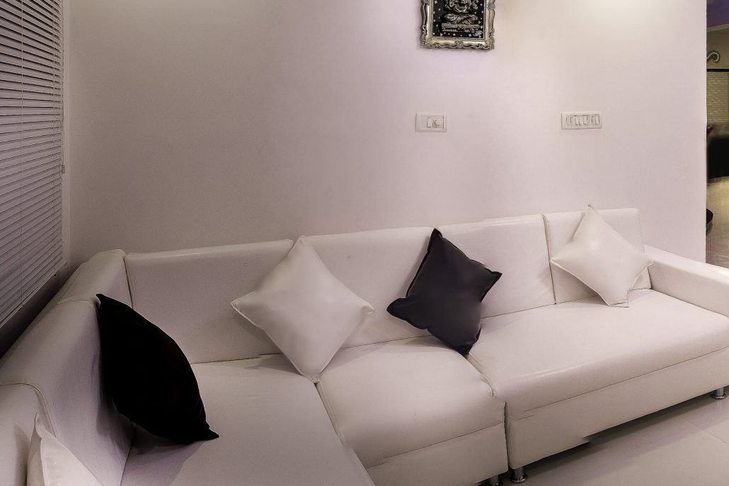 Consider Microfiber Leather Or Washable Sofas For Easy Cleaning