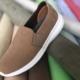 microfiber suede for shoe