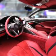 microfiber suede for car interior
