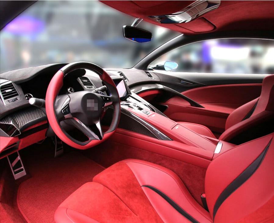microfiber suede for automotive interior