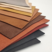 Why Sanling microfiber suede leather is the ideal alternative of real leather
